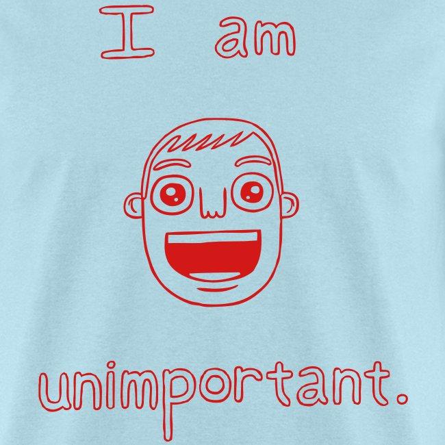 Unimportant (boys)