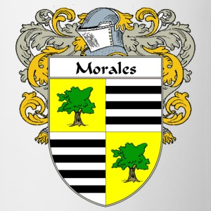 Morales Coat of Arms/Family Crest - Coffee/Tea Mug