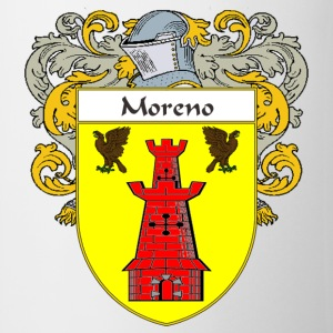 Moreno Coat of Arms/Family Crest - Coffee/Tea Mug