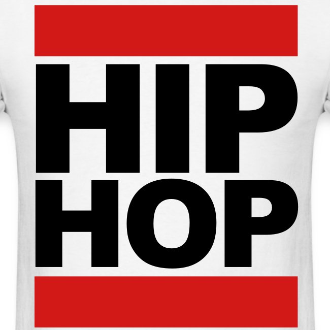 The Ultimate HIP HOP T-Shirt