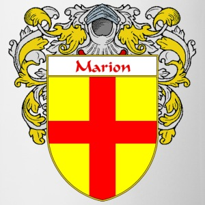 Marion Coat of Arms/Family Crest - Coffee/Tea Mug