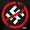 No Nazis - Men's T-Shirt