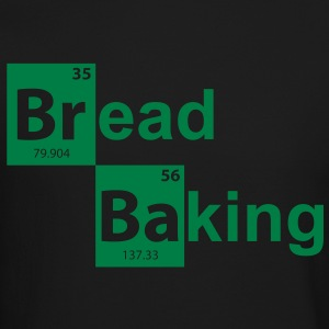 BREAD BAKING Long Sleeve Shirts - Crewneck Sweatshirt