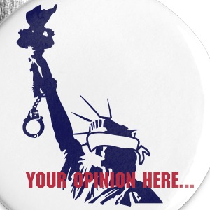lady_liberty_1c Buttons - Small Buttons