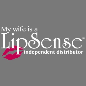 Lipsense My Wife logo