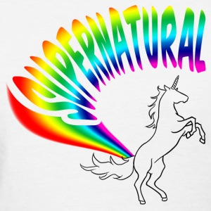 Unicorn Rainbow - Women's T-Shirt