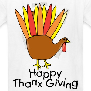 Happy Thanksgiving Kid's T-Shirt - Kids' T-Shirt