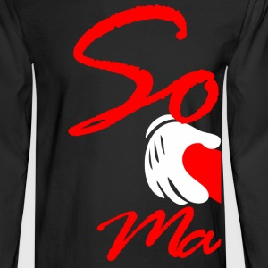 SOULMATE LEFT - Men's Long Sleeve T-Shirt