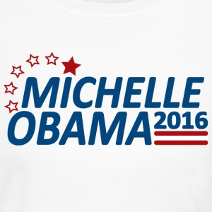 Michelle Obama 2016 Long Sleeve Shirts - Women's Long Sleeve Jersey T-Shirt