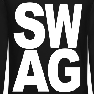 SWAG Long Sleeve Shirts - Crewneck Sweatshirt