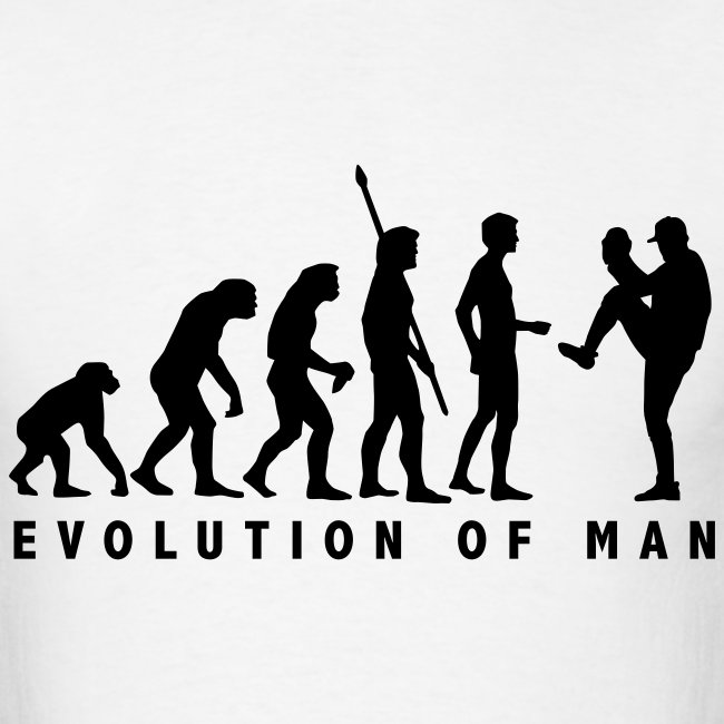 Evolution of a Pitcher
