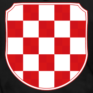 Design ~ Croatia Hrvatska historic coat of arms Sahovnica