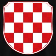 Design ~ Croatia Hrvatska historic coat of arms Sahovnica