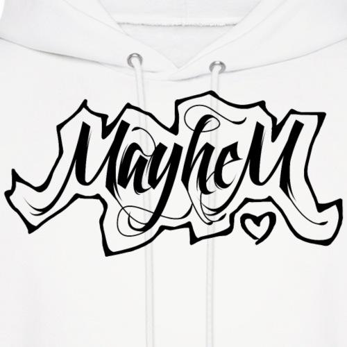 MayheM7 Logo-6 Black