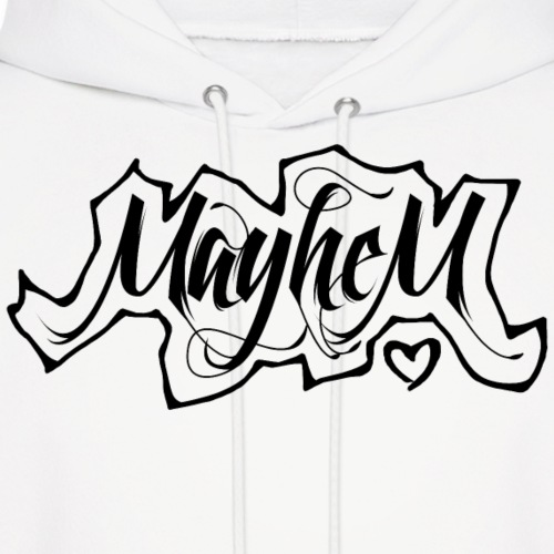 MayheM7 Logo-6 Black