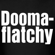 Design ~ Doomaflatchy (Men's - Black)