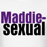 Design ~ Maddie-sexual (Men's - White)