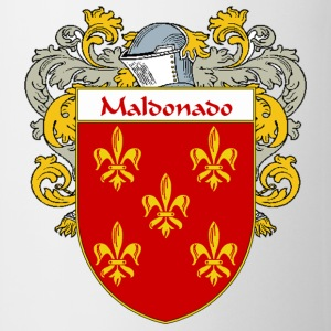 Maldonado Coat of Arms/Family Crest - Coffee/Tea Mug
