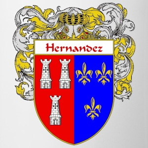 Hernandez Coat of Arms/Family Crest - Coffee/Tea Mug