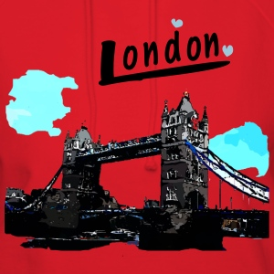 London Towerbridge Women's Hooded sweatshirt - Women's Hoodie