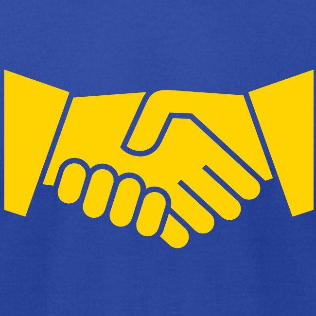 Handshake Bowl