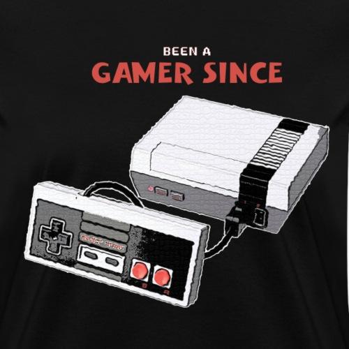 Been a gamer since