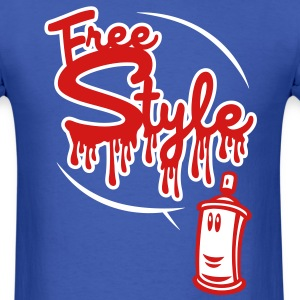 Freestyle flex 2c T-Shirts - Men's T-Shirt