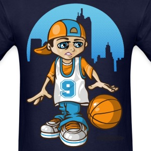 Basketball boy T-Shirts - Men's T-Shirt