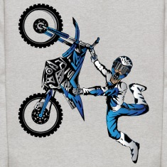 Yamaha Freestyle Motocross Sweatshirts