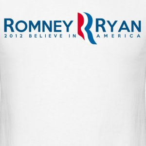 Romney Ryan 2012 - Men's T-Shirt