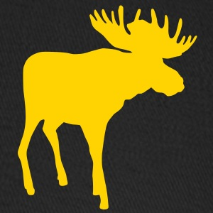 Sweden moose - Baseball Cap