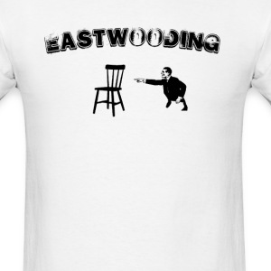 invisible Obama Eastwooding MEME T-Shirts - Men's T-Shirt