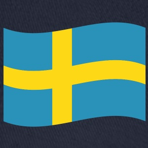 Sweden flag - Baseball Cap