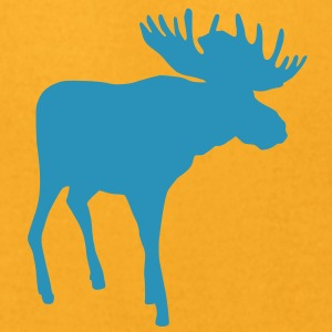 Sweden moose - Men's T-Shirt by American Apparel
