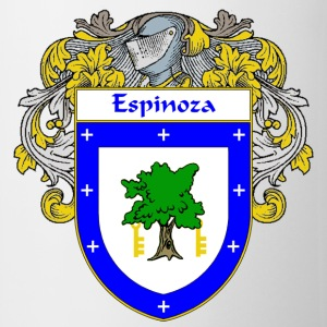 Espinoza Coat of Arms/Family Crest - Coffee/Tea Mug