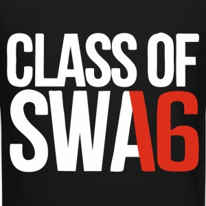CLASS OF SWAG (2016) Red with no bands Long Sleeve Shirts - Crewneck Sweatshirt