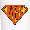 MS Superhero - Travel Mug - Travel Mug