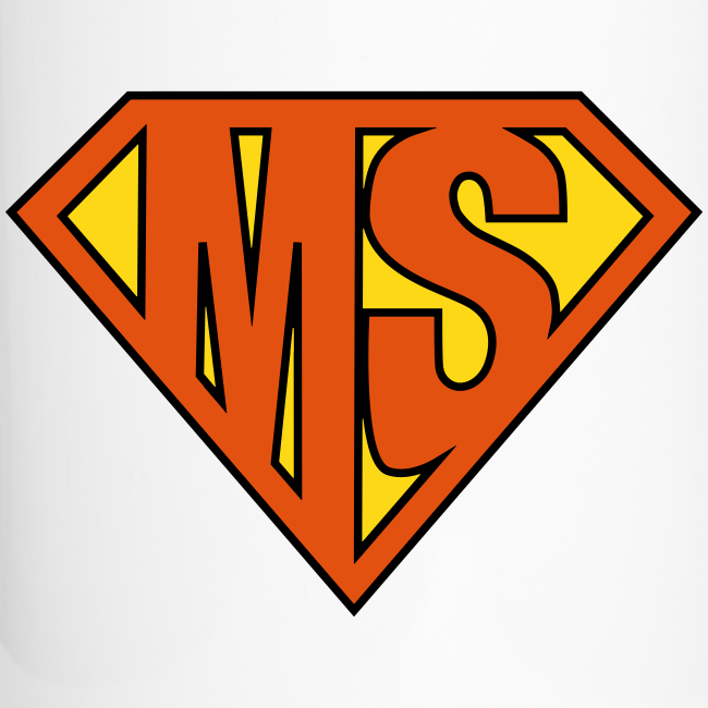 MS Superhero - Travel Mug