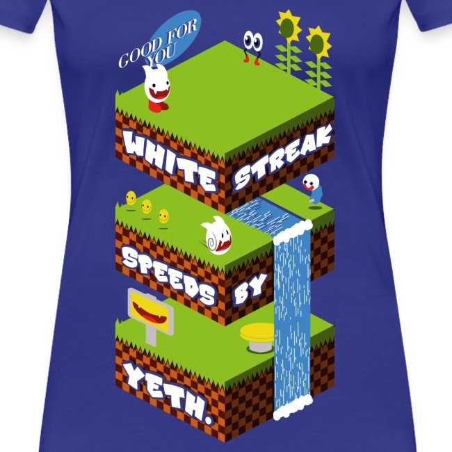 Yeth - Female Shirt