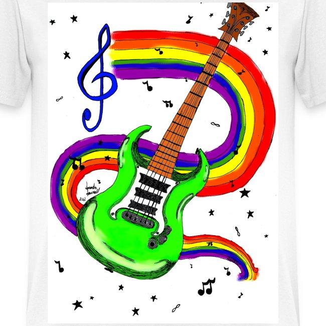 Guitar by @dankraven420