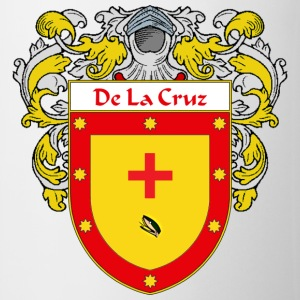 DeLaCruz Coat of Arms/Family Crest - Coffee/Tea Mug