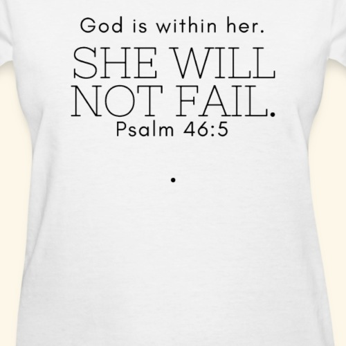 God is within her 1