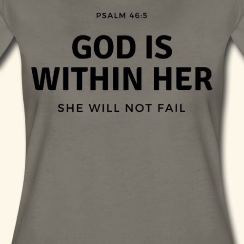 God is within her 2...