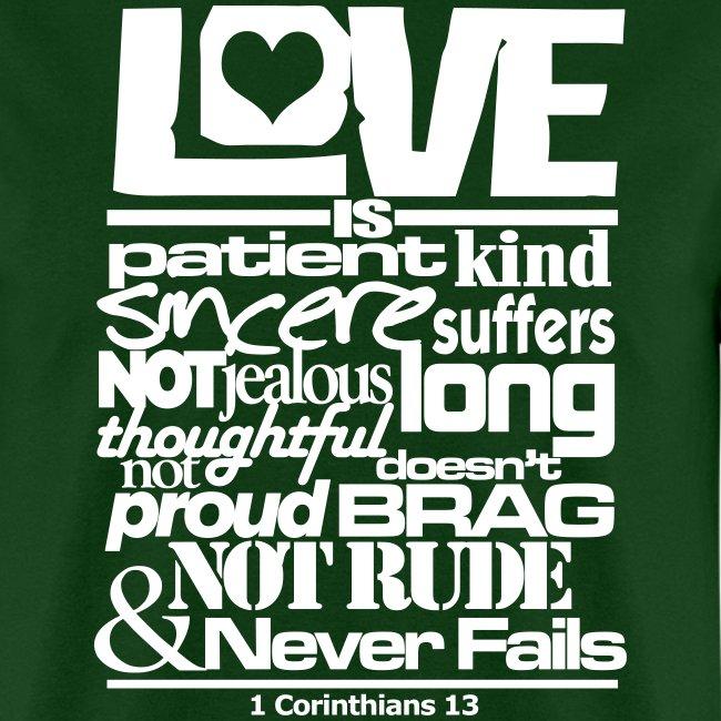LOVE IS - Men
