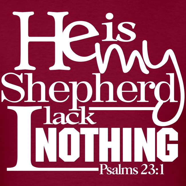He is My Shepherd - Men