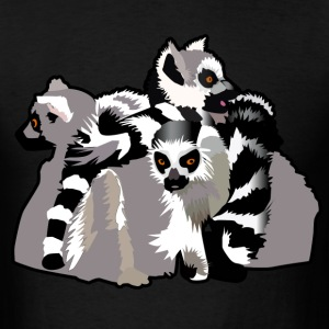 Lemurs - Men's T-Shirt