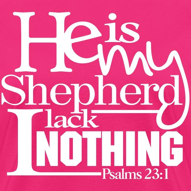 He is My Shepherd - Women
