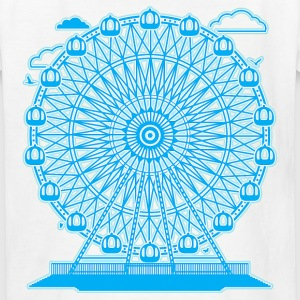 Ferris_Wheel - Kids' T-Shirt