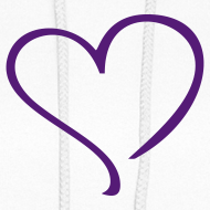Design ~ purple heart