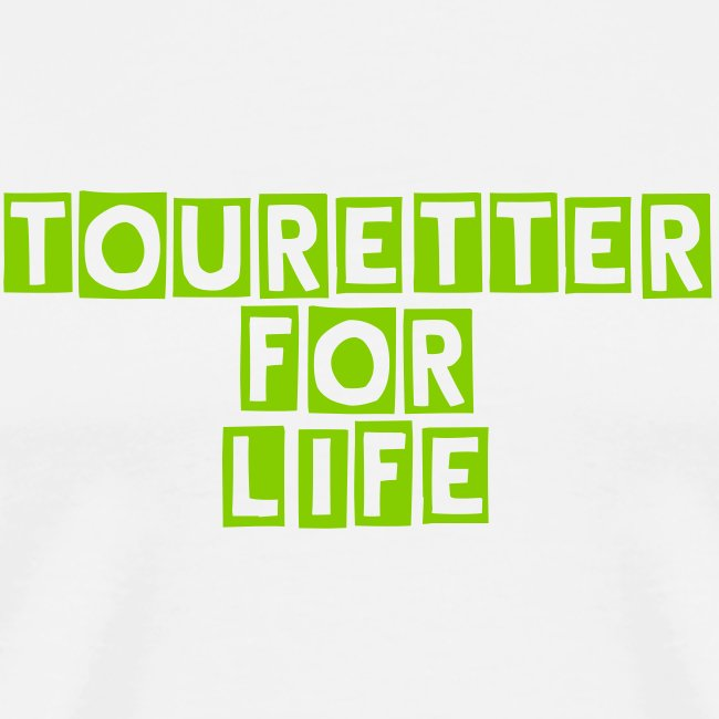 Touretter T-Shirt Male